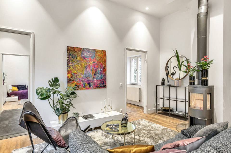 Skeppsholmen Sotheby's International Realty – Kvarngatan 3E