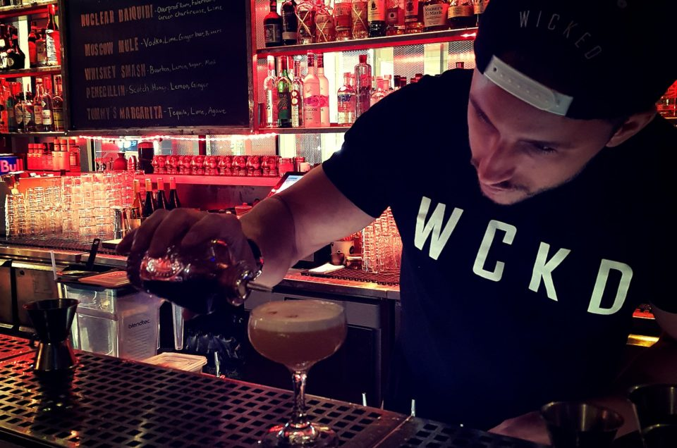 Mr Voon Street Bar + Mattias Coleman = COLEMAN SOUR