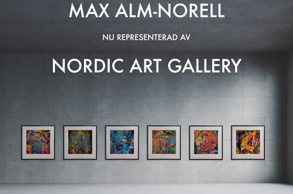 MAX ALM-NORELL X NORDIC ART GALLERY